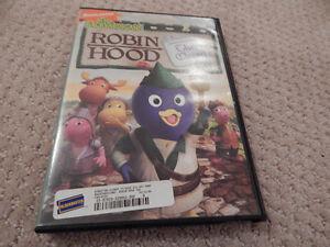 Backyardigans DVD