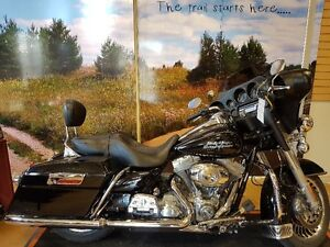 2009 Harley Davidson Electra Glide Standard. Financing available