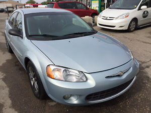 2002 Chrysler Sebring Touring