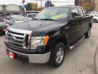 2011 Ford F-150 F150 XLT 4X4 EXTENDED CAB..6 SEATS..EXCELLENT City of Toronto Toronto (GTA) Preview