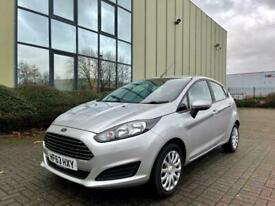 image for FORD FIESTA 1.5TDCi STYLE  5 DOOR 2013