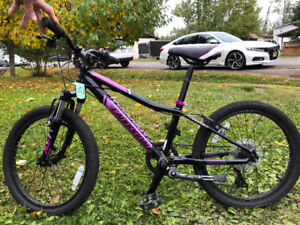 20 inch youth Cannondale mountain bike