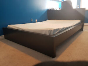 IKEA Malm Bed Frame Full Size (Like Brand New) only $195