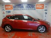 2016 Ford Focus TITANIUM(ONLY 20.00 ROAD TAX) (SAT NAV) FREE MOTS AS LONG AS YOU
