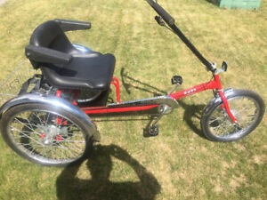 3 wheeled recumbent bicycle for sale