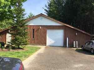 Heated large outbuilding for Lease