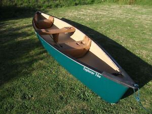 Almost new Coleman 166 canoe