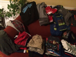 Large Bag Boys Size 6-7 Clothes