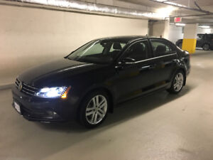 2016 VW JETTA HIGHLINE 1.8T 6-SPEED
