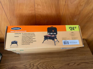 Uni Flame Outdoor Charcoal Barbecue Grill