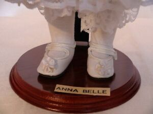 Meggan's Collectors Canadian Procelain Handmade Doll Anna Belle London Ontario image 7