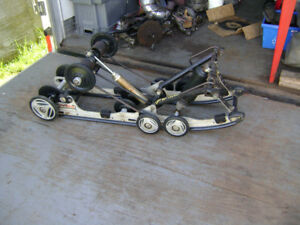 ***SC-10 III SUSPENSION/ SKID TO FIT SKI-DOO REV CHASSIS***