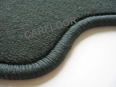 Passend für Mini R50 Bj 6.01-10.06 Fußmatten Velours Deluxe weinrot