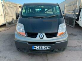 2006 Renault Trafic SL29dCi 115 9 Seater GREAT SPEC AIR CON ETC IDEAL FAMILY OR