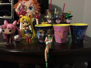 Sailor Moon Haul(Used)