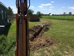 Digging services low rates Peterborough Peterborough Area image 3