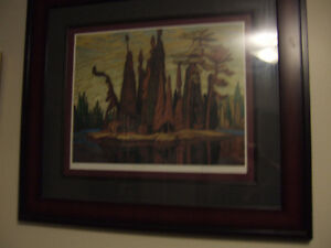 GROUP OF SEVEN  print by Lawren Harris