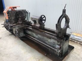 Lathe 10 foot bed