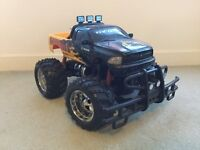 New Bright remote controlled truck