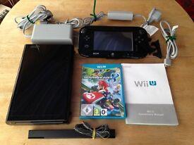 Wii U 32Gb MARIO KART PREMIUM PACK PLUS EXTRAS!