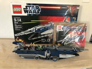 LEGO - Star Wars Set 9515 ''The Malevolence""
