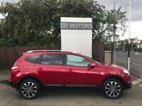 2012 Nissan Qashqai+2 1.5dCi 2WD N-TEC(PANROOF,HISTORY)