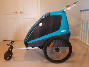 Thule Coaster Xt Cycle Trailer/Stroller