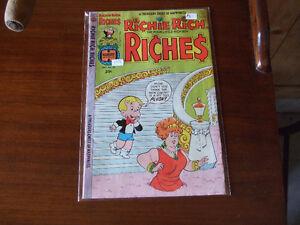old comics RICHIE RICH London Ontario image 3