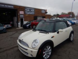 MINI COOPER 2008 AUTOMATIQUE CONVERTIBLE