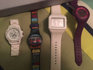 WATCHES ON SALE VALUE OF OVER 150$