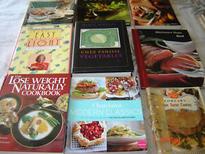 Recipes and Renovation BOOKS and more...