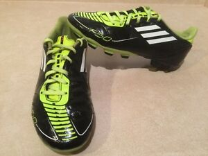 Kids Adidas F50 Outdoor Soccer Cleats Size 5 London Ontario image 2