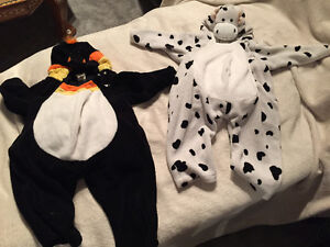Various Baby and Toddler Halloween Costumes MINT