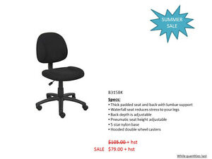 Office Chairs  - Chair Sale While Quantities Last