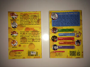 Geronimo Stilton and Thea Stilton Books