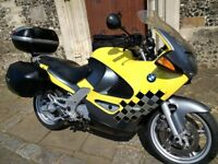 BMW K1200RS K 1200 RS, low miles! Many extras, new mot