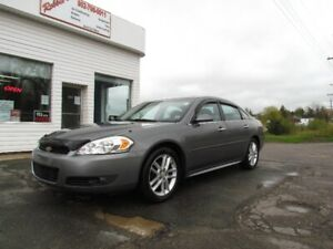 2009 Chevrolet Impala LTZ! SUNROOF/ LOW MILES/ POWER GROUP/ WOW!