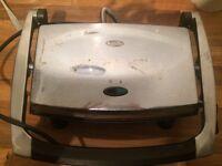 Breville flat ceramic toastie maker