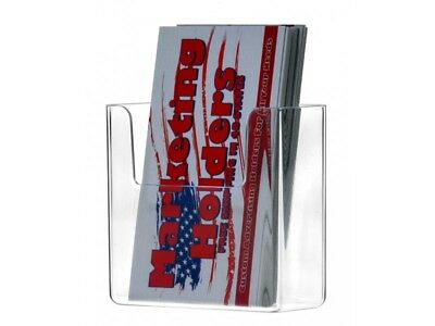 Large Vertical Appointment Business Gift Card Holder Display Stand