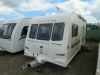 Bailey Unicorn Seville 2 Berth with Porch Awning
