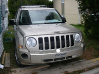 2009 Jeep Patriot North  traction AVANT