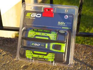 Pile EGO 56v 2.0AH Battery