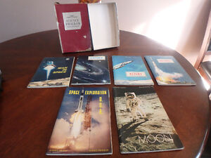 Science Service Science Program 6 Booklets w/Original Slip Case