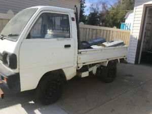 1990 Suzuki Other Pickup Truck