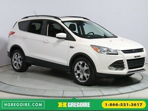 2014 Ford Escape SE 4WD CUIR TOIT NAVIGATION MAGS