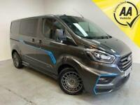 2019 Ford Transit Custom 320 Limited L1 H1 Crew Van Auto Body Kit Diesel 1 Owner