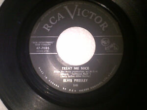 ELVIS PRESLEY LOST RECORDS 1957CANADIAN RCA 45RPM JAILHOUSE ROCK Cambridge Kitchener Area image 9