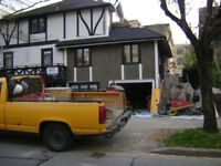 STUCCO SERVICES & REPAIRS