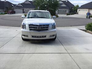 2012 Cadillac Escalade Platinum SUV, Crossover