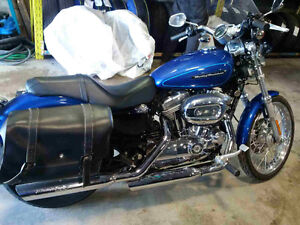 Like new Harley sportster stage one